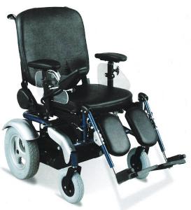 Кресло-коляска LY-EB103-154