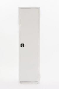 Шкаф антибактериальный металлический МЕТ ВАЛЕНТИЯ 1МО-180 (967)