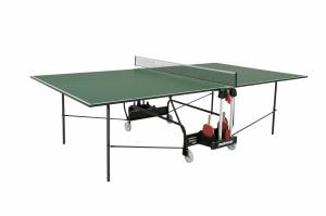 Теннисный стол Donic Indoor Roller 400 зеленый 230284-G